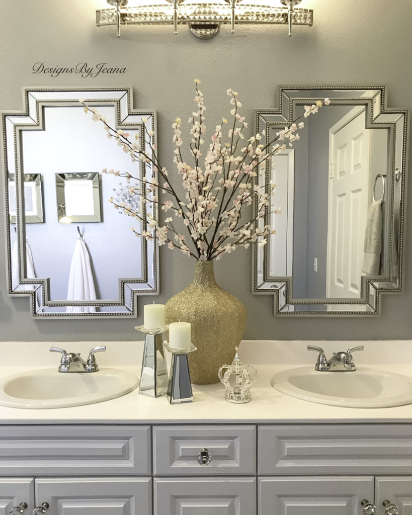 Five Things You Can Do To Create A Glam Bathroom Designs By Jeana